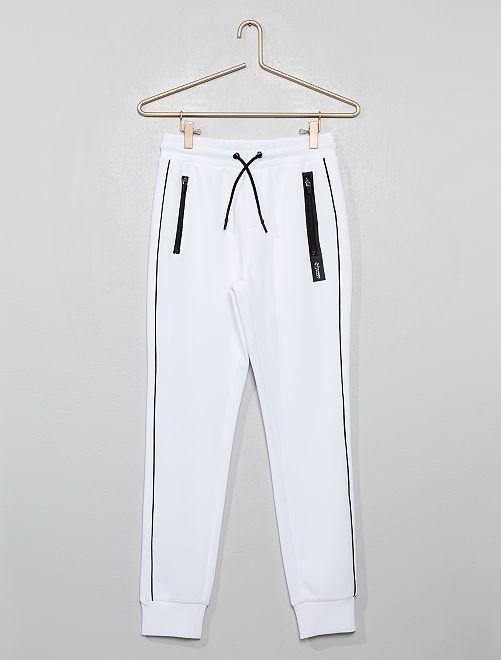 Pantalón de jogging de neopreno                                         BLANCO