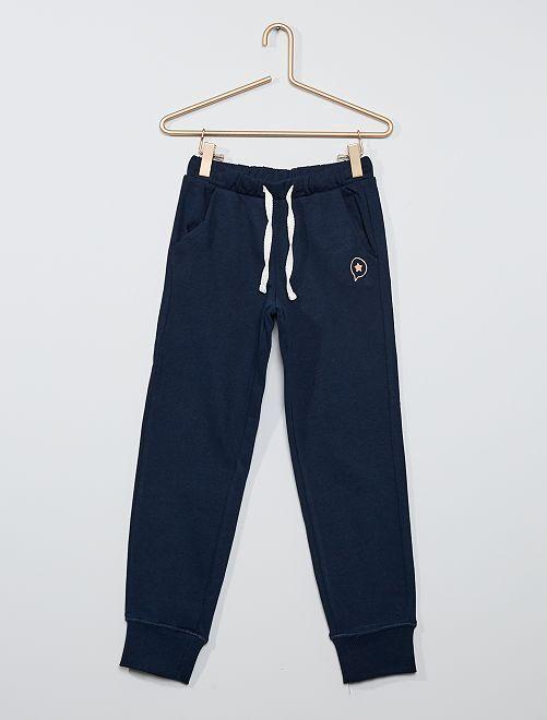 Pantalón de jogging eco-concepción                     AZUL