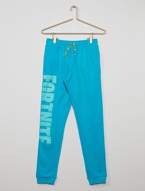 Pantalón de jogging 'Fortnite'                             azul
