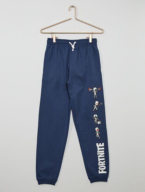 Pantalón de jogging 'Fortnite'                             negro