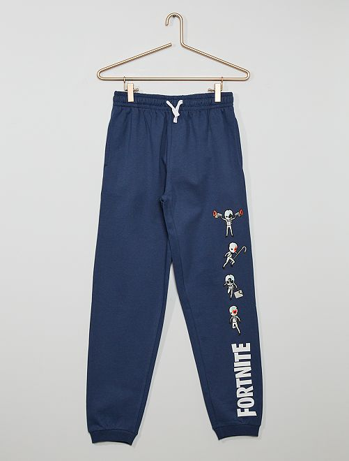 Pantalón de jogging 'Fortnite'                             negro