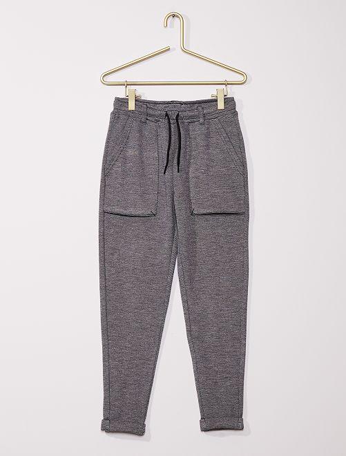 Pantalón de jogging                                             gris oscuro