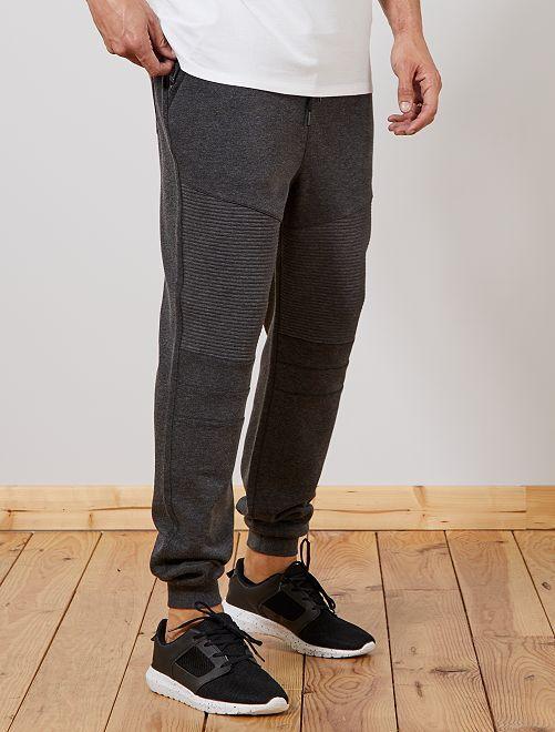 Pantalón de jogging L36 +1,90 m                             GRIS