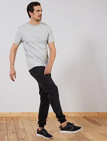 Pantalón de jogging L36 +1m90 - Kiabi