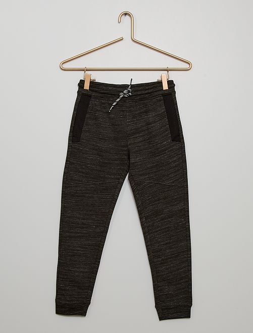 Pantalón de jogging                                                     negro