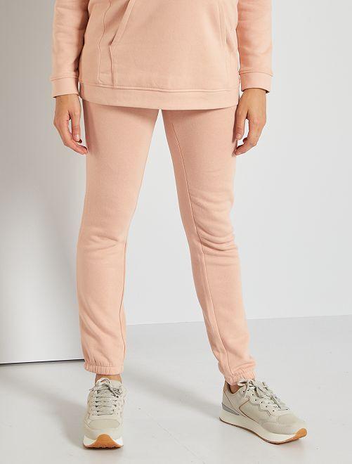 Pantalón de jogging premamá                                                     ROSA