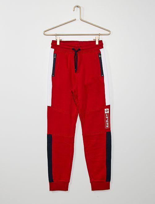 Pantalón de jogging                                                                 ROJO