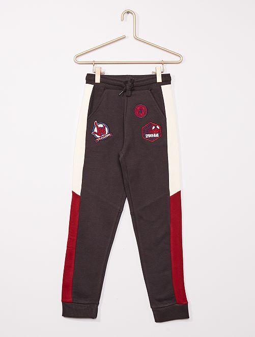 Pantalón de jogging 'Spider-man'                             NEGRO