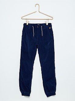 Pantalones - Pantalón de pana