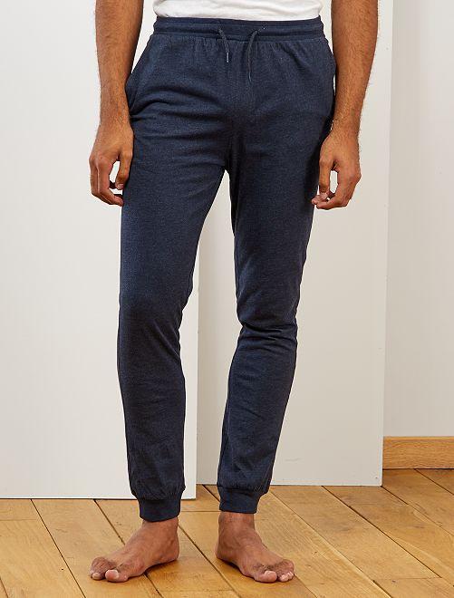 Pantalón de pijama                                         azul navy