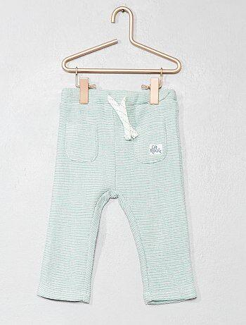f12b7c111 Niño 0-36 meses - Pantalón de punto de fantasía - Kiabi