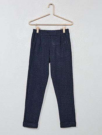 885cf4bc748 Pantalón de rayas - Kiabi