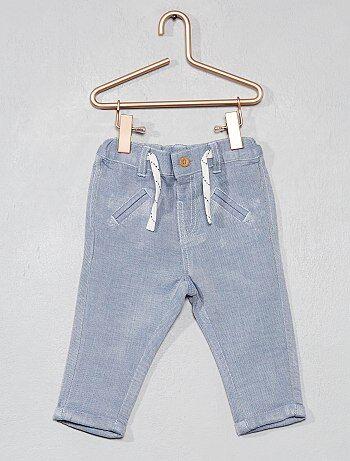 Niño 0-36 meses - Pantalón de sarga - Kiabi faa04a4097379