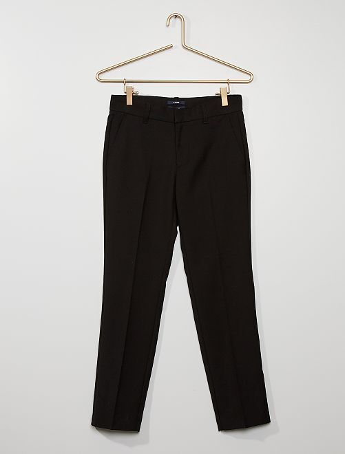 Pantalón de traje                             negro