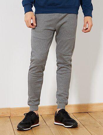 Pantalón deportivo de piqué de algodón - Kiabi 811a233fe1063