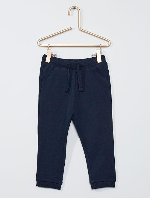 Pantalón deportivo eco-concepción                                                                             azul