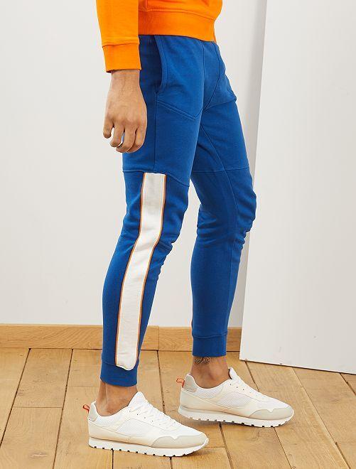 Pantalón deportivo 'eco-concepción'                                         azul