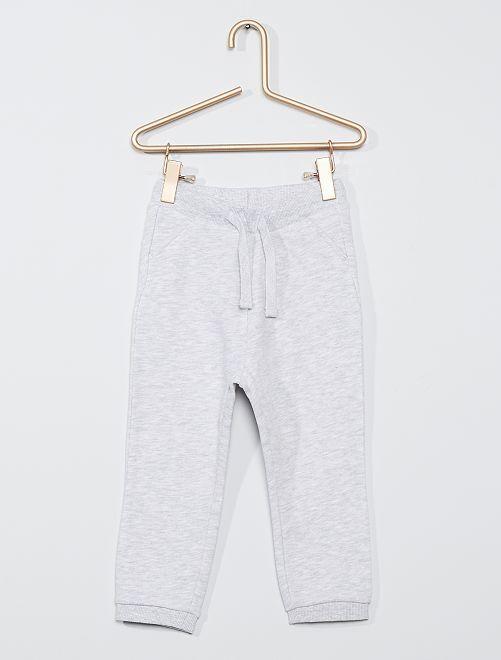 Pantalón deportivo eco-concepción                                                     GRIS