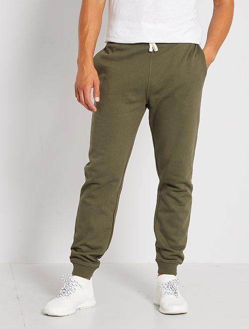 Pantalón deportivo eco-concepción                     KAKI