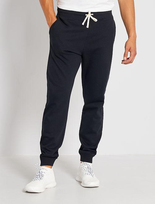Pantalón deportivo eco-concepción                                                                 negro