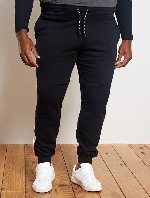 Pantalón deportivo 'eco-concepción'                             negro