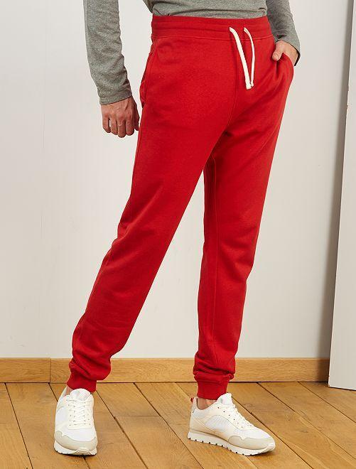 Pantalón deportivo L36 +1,90 m                                         ROJO