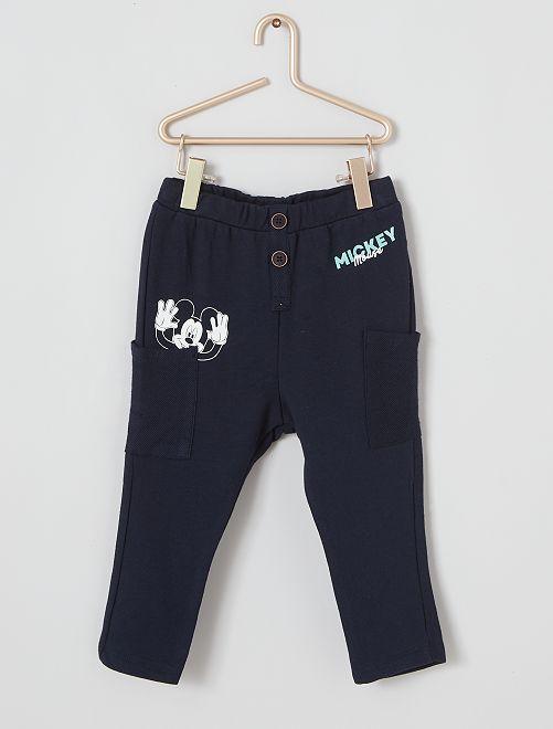 Pantalón eco-concepción 'Mickey'                             AZUL