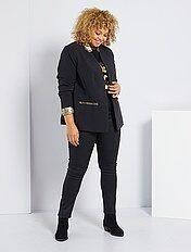Pantalones De Mujer Tallas Grandes Mujer Kiabi