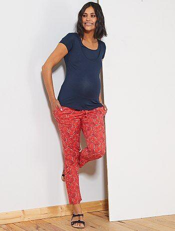 4840 Kiabi A Talla 34 Pantalones Mujer EDH9W2I