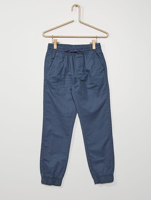 Pantalón regular                                                                                         AZUL