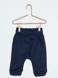 Pantalones, vaqueros, calzoncillos - Pantalón sarouel forrado