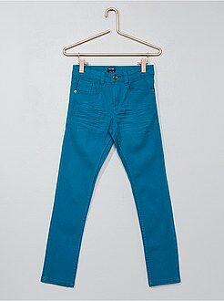 Pantalones - Pantalón skinny con cinco bolsillos - Kiabi