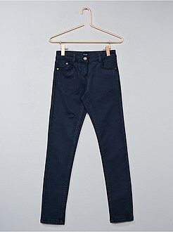 Pantalones - Pantalón skinny elástico
