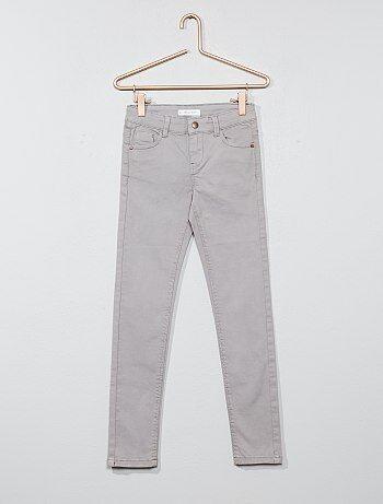 Pantalón skinny elástico - Kiabi