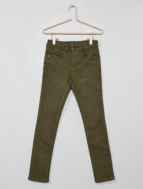 Pantalón skinny                             KAKI Chico