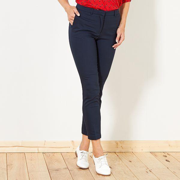 ofertas exclusivas diversos estilos última venta Pantalón skinny liso