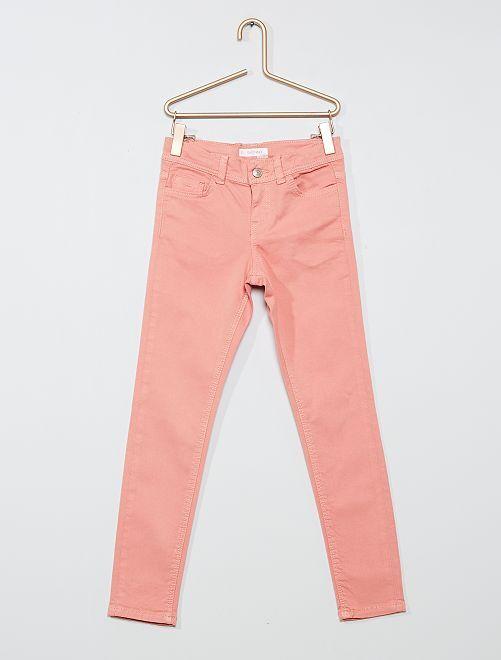 Pantalón skinny                                                                                                                                         ROSA