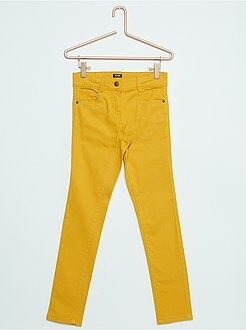 Niña 3-12 años Pantalón slim