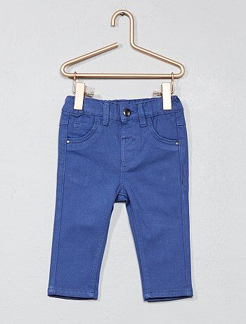 Niño 0-36 meses - Pantalón slim - Kiabi