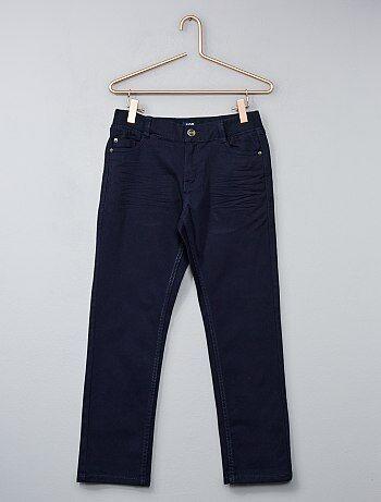 Niño 3-12 años - Pantalón slim - Kiabi
