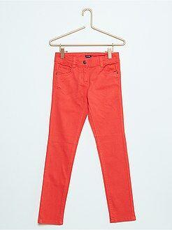 Pantalones, piratas - Pantalón slim