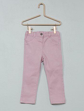 Pantalón slim fit - Kiabi