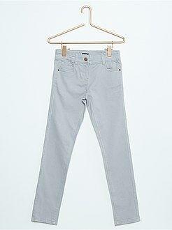 Pantalones slim - Pantalón slim
