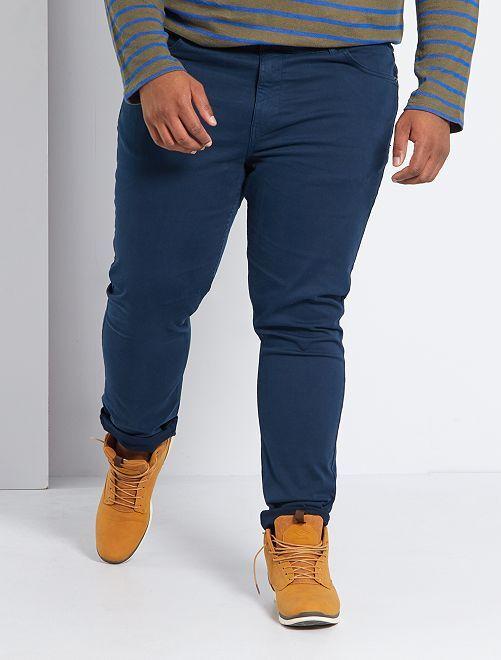 Pantalón slim L30                                                                             AZUL