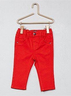 Pantalones - Pantalón slim - Kiabi