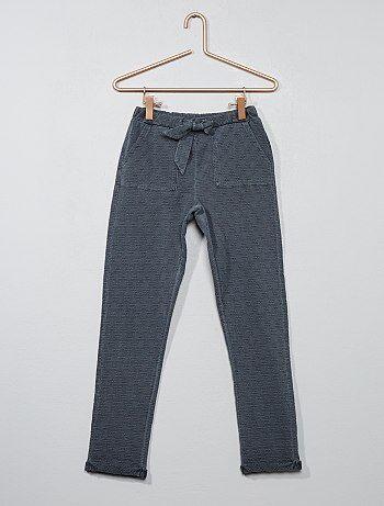 Pantalón tapered - Kiabi