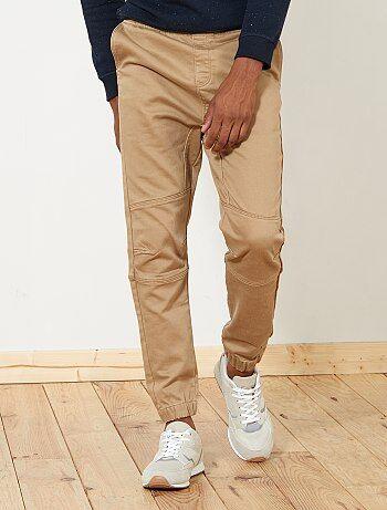 Pantalón tipo jogging - Kiabi