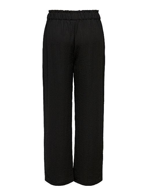 Pantalón vaporoso ancho 'JDY'                             negro