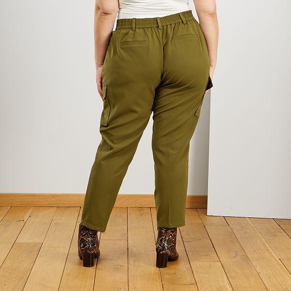 Pantalones Vaporosos Mujer Tallas Grandes