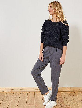 Pantalones de vestir Mujer talla 34 a 48  8c2c28e0720d